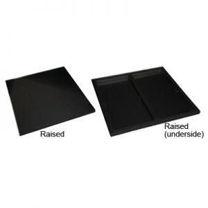 48″x48″ Floorbase – Plate [ Steel ] 250 lbs.-0