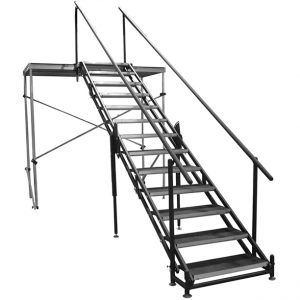 Adjustable 78″-108″ Stair Unit – 13 Steps-0