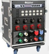 24 Circuit 110V And 24 Circuit 208V Distro-0