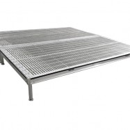4′ x 8′ Grated Deck-503