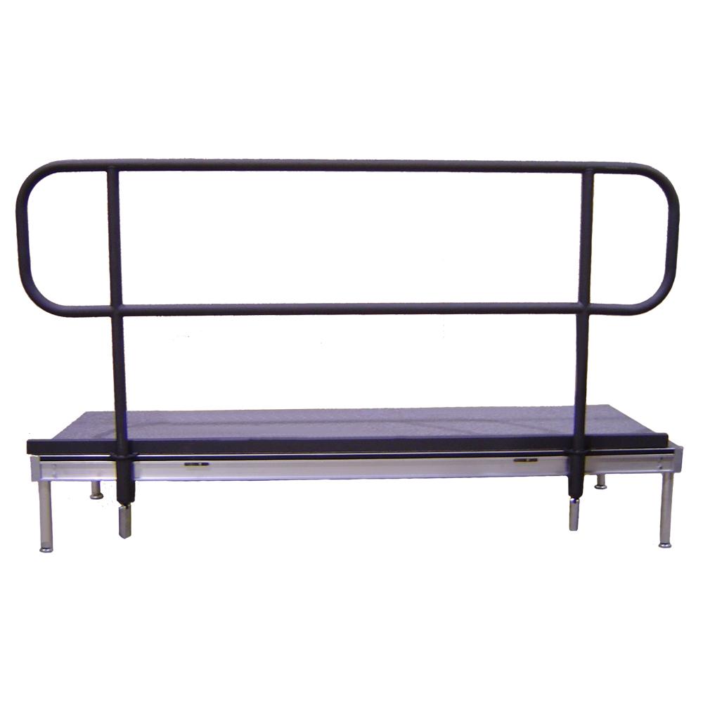 Standard Steel Guardrail – 6′ | Welcome - Light Action Inc
