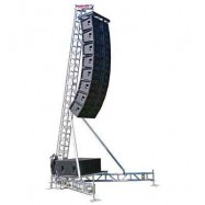 AE Line Array Tower 25′ (LA12-25)-0