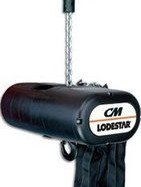 CM 1 Ton Motor / 208 Volt w/65′ Chain-0