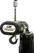 CM 1/4 Ton Motor / 110 Volt w/65′ Chain-0