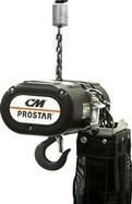 CM 1/4 Ton Motor / 208 Volt w/65′ Chain-0
