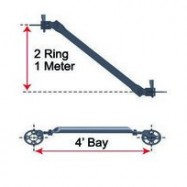 Diagonal 2 Ring x 4′ Bay ( 1 Meter)-0