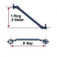 Diagonal 1 Ring x 8′ Bay (.5 Meter)-0
