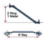 Diagonal 2 Ring x 8′ Bay ( 1 Meter)-0