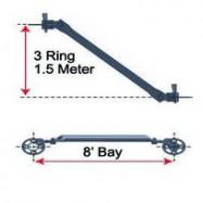 Diagonal 3 Ring x 8′ Bay ( 1.5 Meter)-0