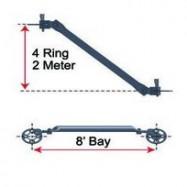 Diagonal 4 Ring x 8′ Bay ( 2 Meter)-0