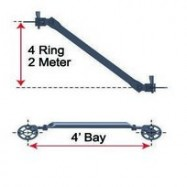 Diagonal 4 Ring x 4′ Bay ( 2 Meter)-0