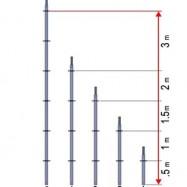 Vertical Standard 6 Ring ( 3 Meter)-0