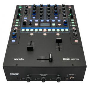 Rane 62 Mixer-0