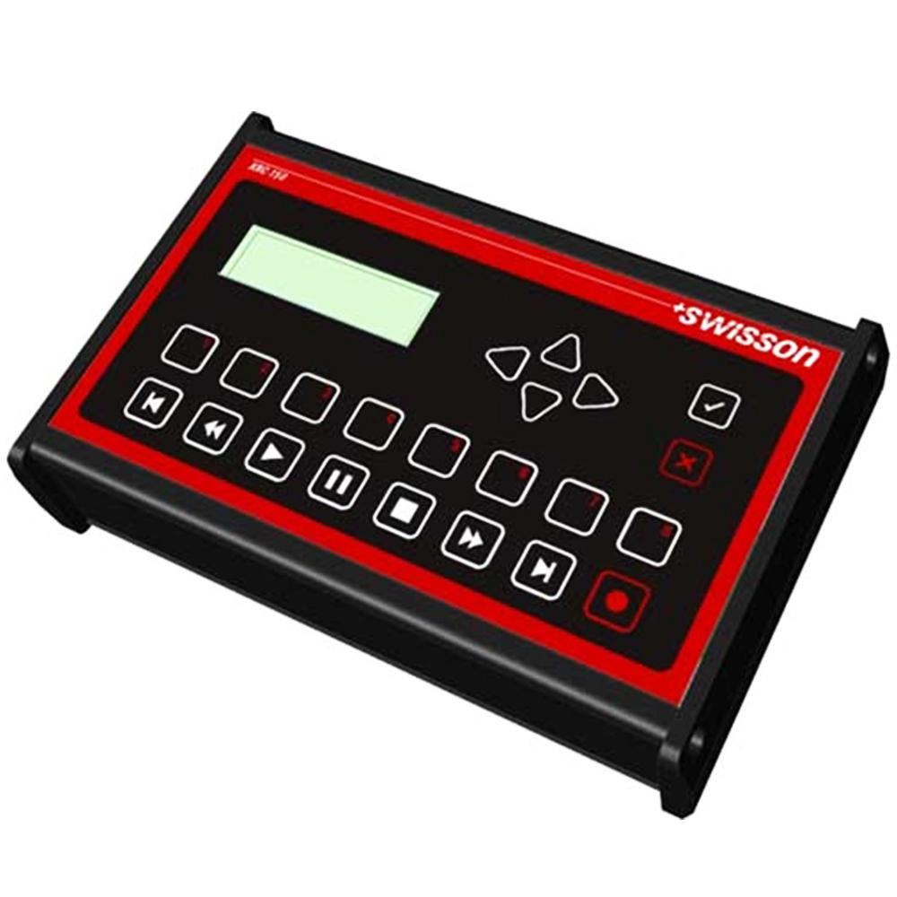 Swisson Dmx Recorder Xrc 200 Welcome Light Action Inc