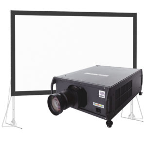 Screens and Projectors